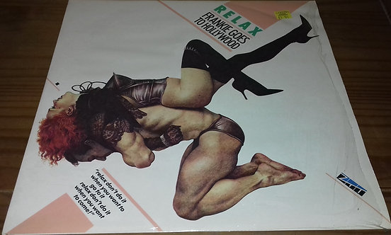 "Frankie Goes To Hollywood - Relax (12"", Single) (ZTT)"