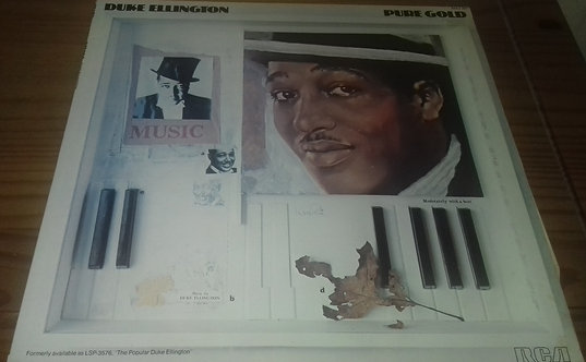 Duke Ellington And His Orchestra - Pure Gold (LP, Album) (RCA)