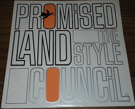 """The Style Council - Promised Land (7"""", Single, Pap) (Polydor, Polydor, Polydor)"""