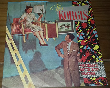 "The Korgis - Everybody's Got To Learn Sometime (7"", Single, Sol) (Rialto)"