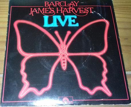 "Barclay James Harvest - Live EP (7"", EP) (Polydor)"