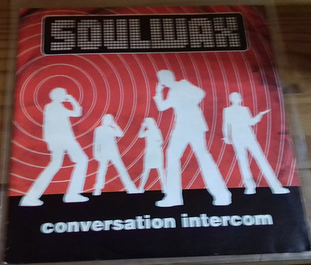"Soulwax - Conversation Intercom (7"", Single, Ltd, Cle) ([PIAS] Recordings, [PIA"