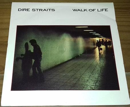 """Dire Straits - Walk Of Life (7"""", Single, Sil) (Vertigo, Vertigo)"""