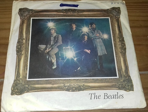 "The Beatles - Strawberry Fields Forever / Penny Lane (7"", Single, Mono, Pus) (Pa"