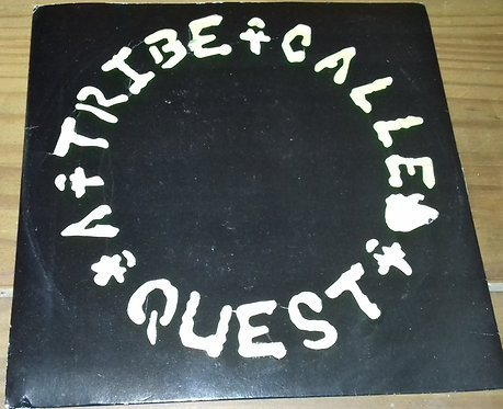 "A Tribe Called Quest - Bonita Applebum (7"", Gre) (Jive)"