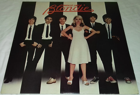Blondie - Parallel Lines (LP, Album) (Chrysalis)