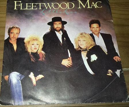 "Fleetwood Mac - Little Lies (7"", Single, Red) (Warner Bros. Records, Warner Bros"