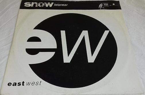 "Snow  - Informer (12"") (EastWest Records America, Motor Jam Music)"