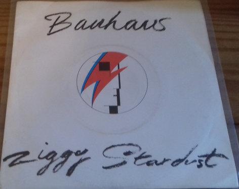 """Bauhaus - Ziggy Stardust (7"""", Single) (Beggars Banquet)"""