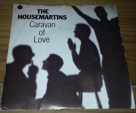 "The Housemartins - Caravan Of Love (7"", Single, Pap) (Go! Discs)"