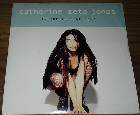 "Catherine Zeta Jones - In The Arms Of Love (7"", Single) (Wow! Records (2))"