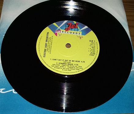 "ELO* - The ELO EP (7"", EP) (Jet Records)"