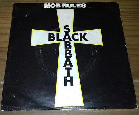 """Black Sabbath - Mob Rules (7"""", Single) (Vertigo)"""