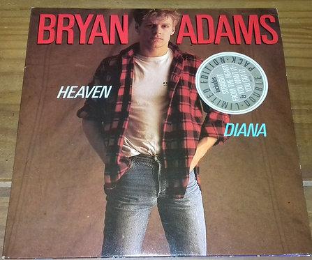 "Bryan Adams - Heaven (2x7"", Ltd, Gat) (A&M Records, A&M Records)"
