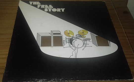 Free - The Free Story (2xLP, Comp, RE) (Island Records)