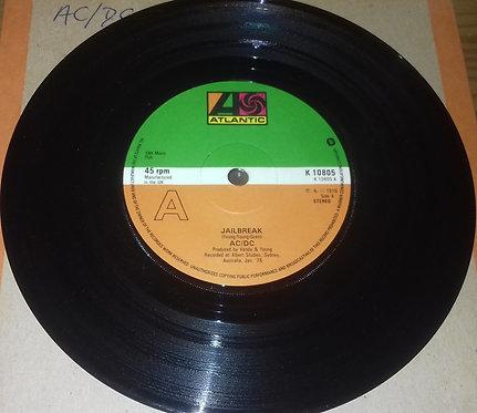 "AC/DC - Jailbreak (7"", Single, RE) (Atlantic)"