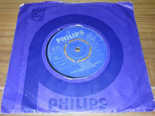 "David Bowie - Space Oddity (7"", Single, Mono, 3 p) (Philips, Philips)"