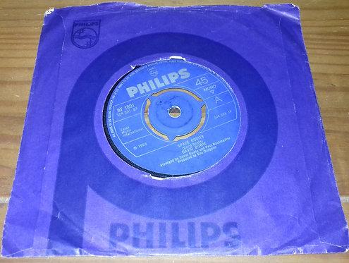 "David Bowie - Space Oddity (7"", Single, Mono, 3 p) (Philips, Philips)"