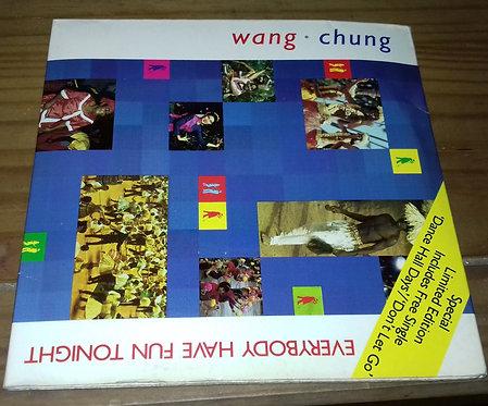 "Wang Chung - Everybody Have Fun Tonight (2x7"", Single, Ltd, Dou) (Geffen Record"