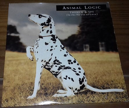 "Animal Logic - There's A Spy (In The House Of Love) (7"") (Virgin)"
