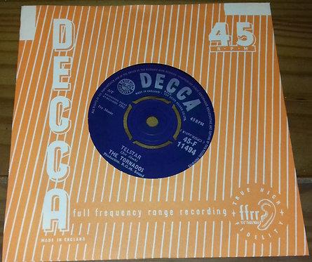 "The Tornados - Telstar (7"", Single) (Decca)"