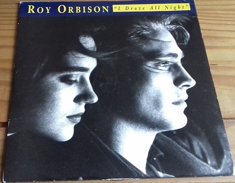 "Roy Orbison - I Drove All Night (7"") (MCA Records)"