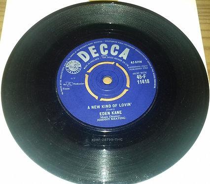 "Eden Kane - Forget Me Not (7"", Single) (Decca)"