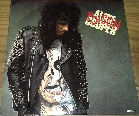 "Alice Cooper  - Poison (7"", Single) (Epic)"