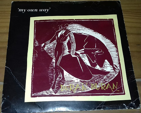 "Duran Duran - My Own Way (7"", Single, Kno) (EMI)"