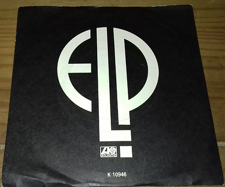 """Emerson Lake And Palmer* - Fanfare For The Common Man (7"""", Single) (Atlantic)"""