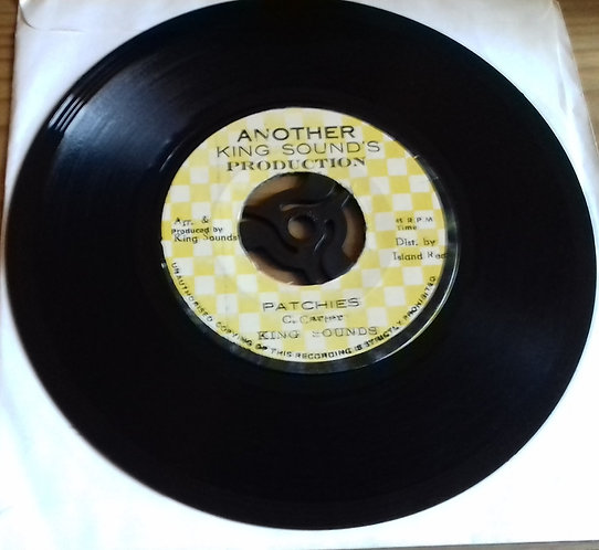 """King Sounds - Patchies (7"""") (King Sounds)"""