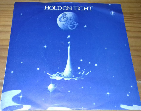 """ELO* - Hold On Tight (7"""", Single) (Jet Records)"""