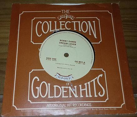 """Bobby Darin - Dream Lover (7"""", Single) (Old Gold (2))"""