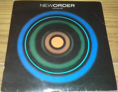 "NewOrder* - Blue Monday 1988 (7"", Single) (Factory)"