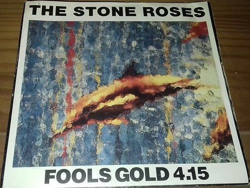 "The Stone Roses - Fools Gold 4.15 (7"", Single) (Silvertone Records)"