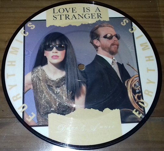 "Eurythmics - Love Is A Stranger (7"", Single, Pic) (RCA, RCA)"