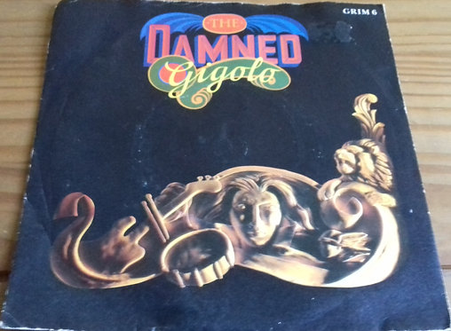 "The Damned - Gigolo (7"", Single, Inj) (MCA Records)"