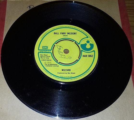 "Wizzard  - Ball Park Incident (7"", Single) (Harvest)"