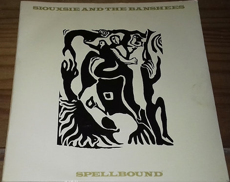 """Siouxsie And The Banshees* - Spellbound (7"""", Single, Sil) (Polydor)"""