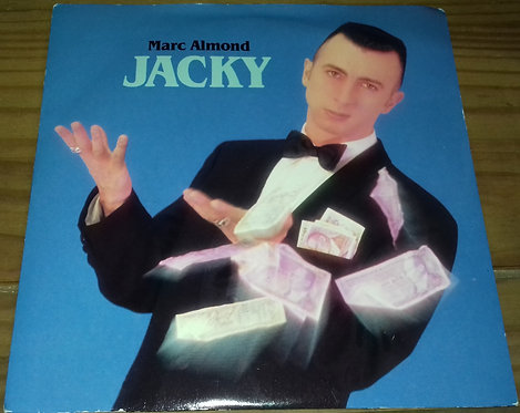 "Marc Almond - Jacky (7"", Single) (WEA, WEA, Some Bizzare)"