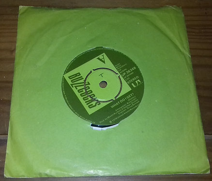"""Buzzcocks - What Do I Get? (7"""", Single) (United Artists Records)"""