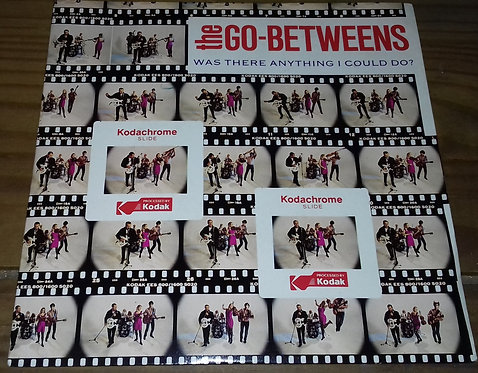 """The Go-Betweens - Was There Anything I Could Do? (7"""", Single) (Beggars Banquet)"""