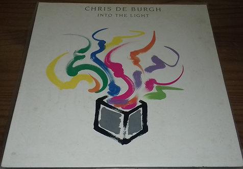 Chris de Burgh - Into The Light (LP, Album) (A&M Records)