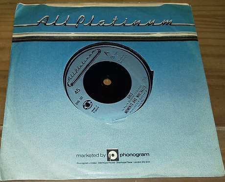 """Moments* And Whatnauts* - Girls (7"""", Single) (All Platinum)"""