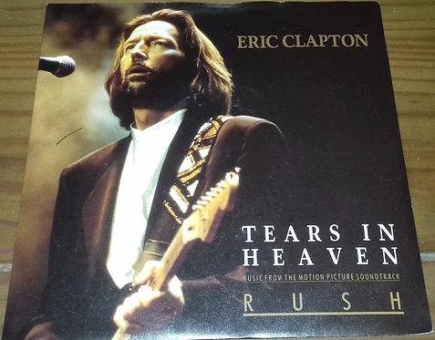 "Eric Clapton - Tears In Heaven (7"", Single) (Reprise Records, Reprise Records)"