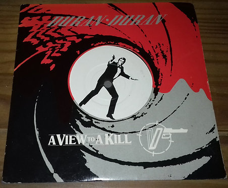 "Duran Duran - A View To A Kill (7"", Single) (Parlophone)"