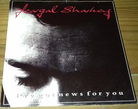 """Feargal Sharkey - I've Got News For You (7"""", Single) (Virgin)"""