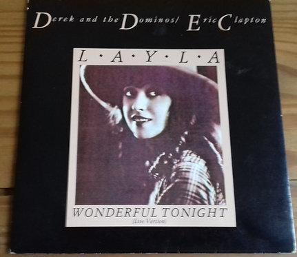 Derek & The Dominos / Eric Clapton - Layla / Wonderful Tonight (Live Version) (