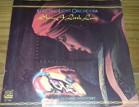 "Electric Light Orchestra - Shine A Little Love (7"", Single) (Jet Records, Jet R"