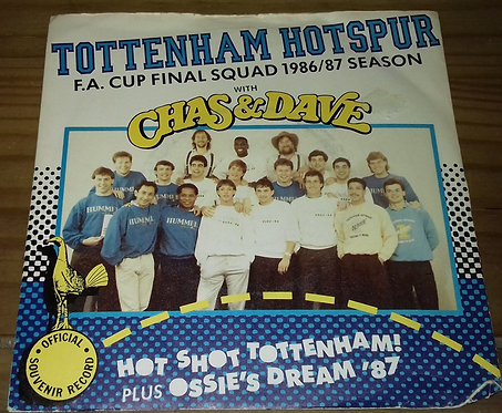 Tottenham Hotspur F.A. Cup Final Squad 1986/87 Season* With Chas & Dave* - Hot S